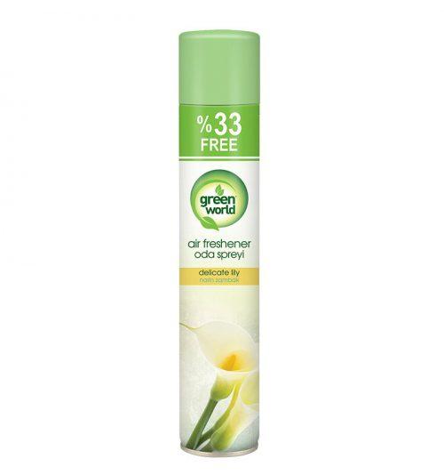 Green World Room Spray